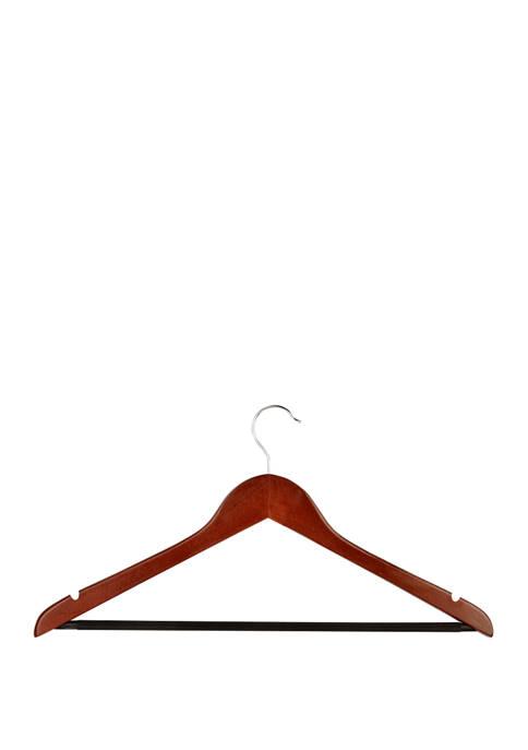Honey-Can-Do Wood Hangers
