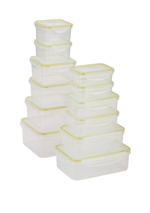 Snap Lock Food Storage