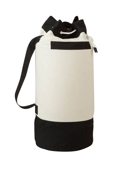 Honey-Can-Do Duffle Style Laundry Bag