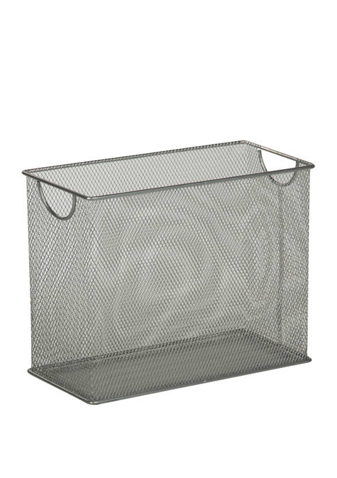 Honey-Can-Do Mesh Table Top File Holder