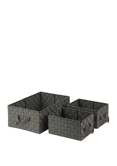 Honey-Can-Do Nesting Baskets