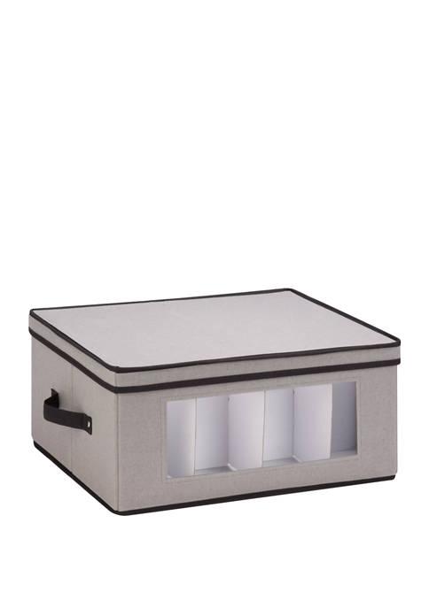 Honey-Can-Do Large Window Storage Box