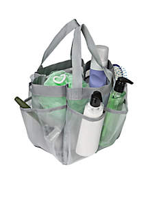 Honey-Can-Do Shower Tote with Bottom