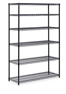 6-Tier Adjustable Storage Shelving Unit