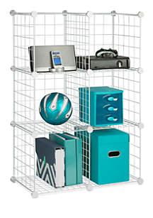 Modular Mesh Storage Cube