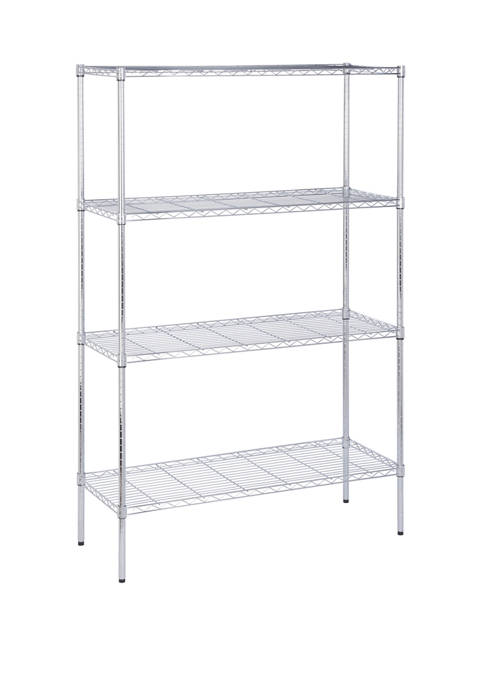 Honey-Can-Do Industrial Shelving Unit