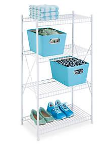 4-Tier Storage Shelf