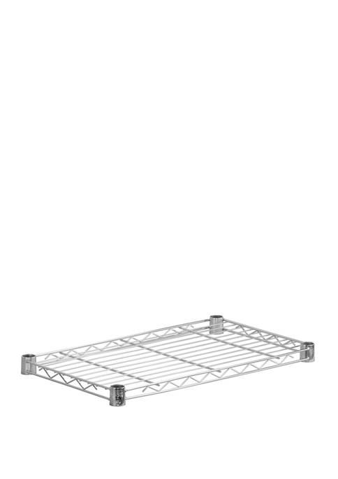 Honey-Can-Do Steel Shelving Unit