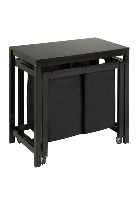Honey-Can-Do Double Sorter Folding Table