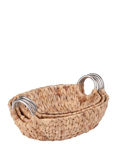 Oval Natural Baskets