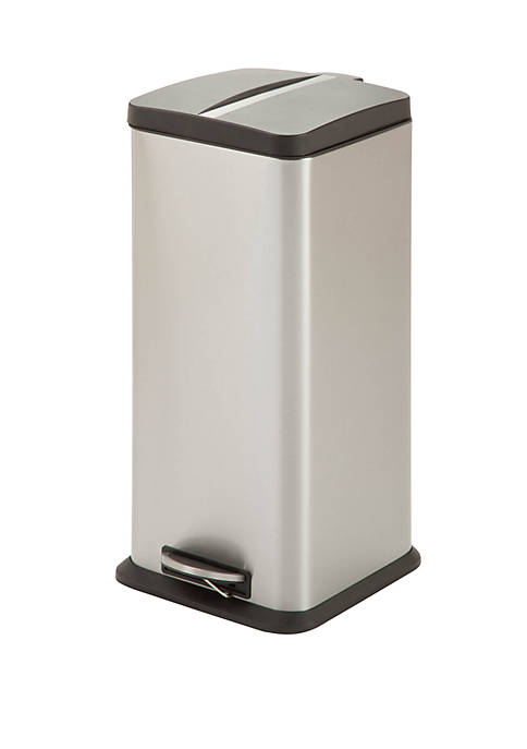 Honey-Can-Do 30 liter Square Step Trash Can