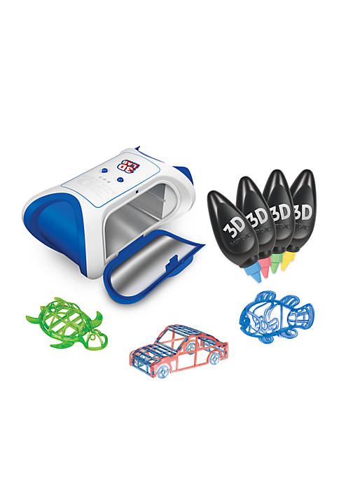World Tech Toys 3D Lab 3D Maker UV
