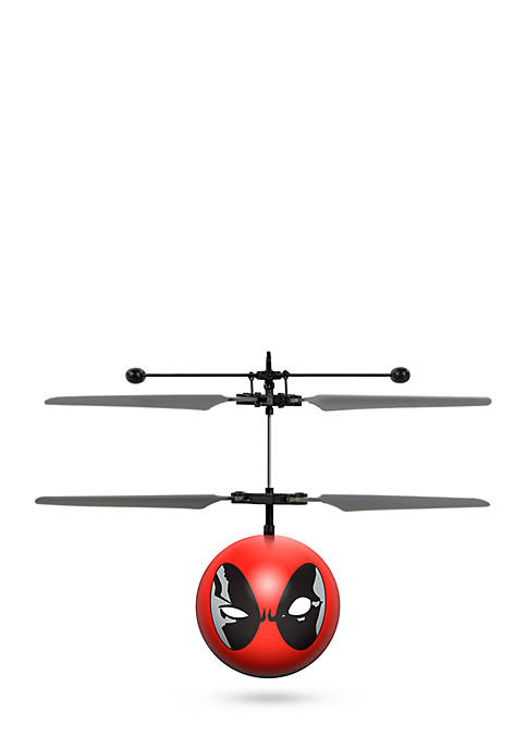 World Tech Toys Marvel X-Men Deadpool IR UFO