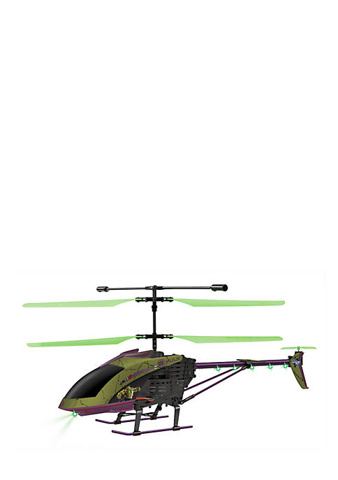 Marvel Comics Licensed Hulk 2CH IR RC Helicopter