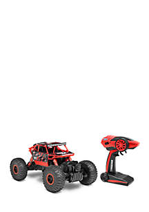 World Tech Toys Conqueror 1:18 RTR Electric RC Rock Crawler