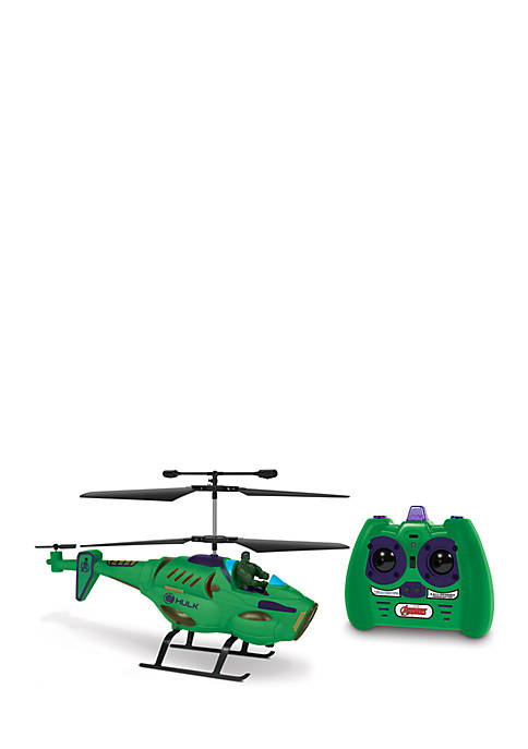 World Tech Toys Marvel Avengers Hulk IR Hero