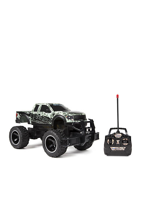 World Tech Toys Digital Camo Ford F150 SVT
