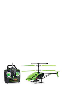 World Tech Toys Glow In the Dark Hercules Unbreakable 3.5CH RC Helicopter