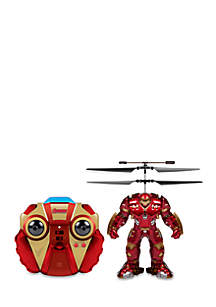 World Tech Toys Marvel Comics Licensed Avengers: Age Of Ultron Iron Man 2CH IR RC Helicopter