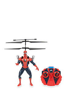 World Tech Toys Marvel Licensed Ultimate Spider-Man Vs The Sinister 6 Jetpack 2CH IR RC Helicopter