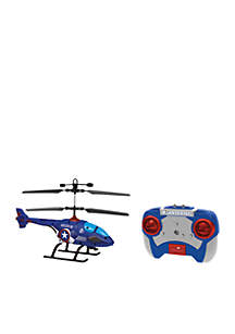 Marvel Captain America Shaped 2CH IR Helicopter