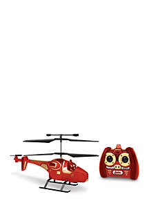 World Tech Toys Marvel Avengers Iron Man IR Hero Pilot RC Helicopter