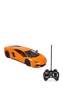 World Tech Toys Lamborghini Aventador LP 700-4 1:14 RTR Electric RC Car