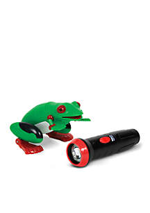 World Tech Toys Frog IR Remote Control Critter