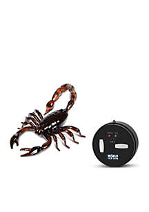 World Tech Toys Scorpion IR RC Critter