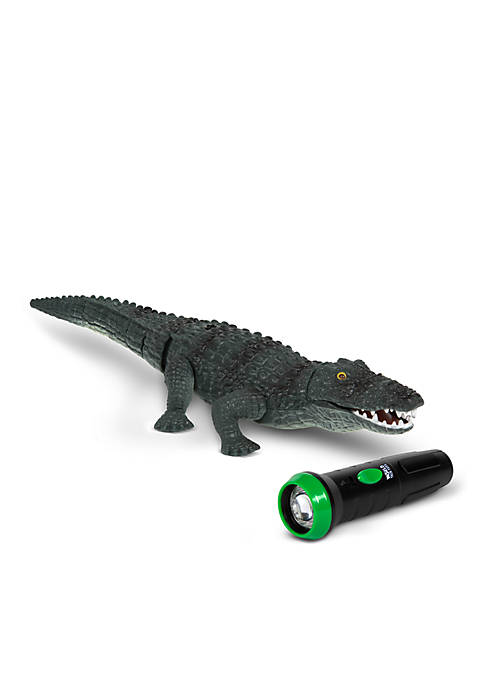 World Tech Toys Crocodile IR RC Critter