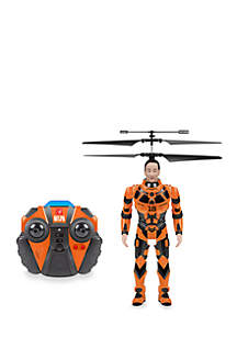 NFLPA Licensed Peyton Manning BlitzBots 3.5CH IR RC Helicopter