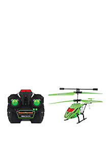 World Tech Toys NightCopter Glow-In-The-Dark 3.5CH RC Helicopter