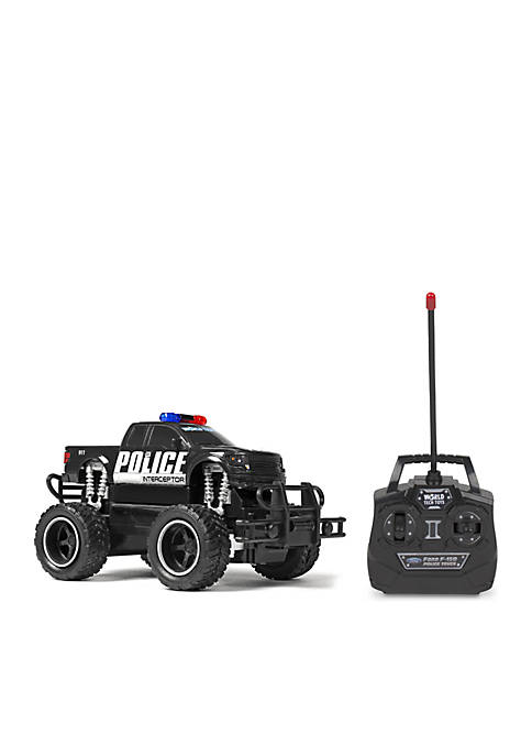 World Tech Toys Ford F150 Police RC Monster