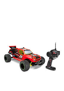World Tech Toys Land King Off Road 2WD RC Truggy