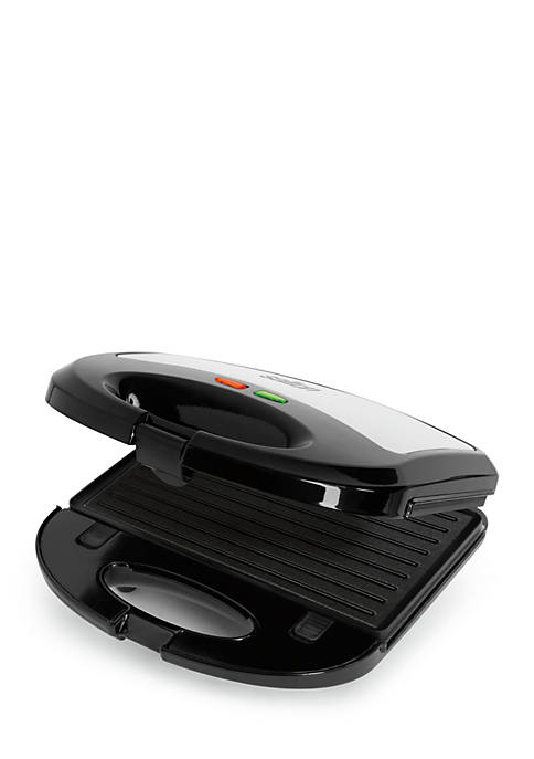Salton 3-in-1 Grill, Sandwich and Waffle Maker