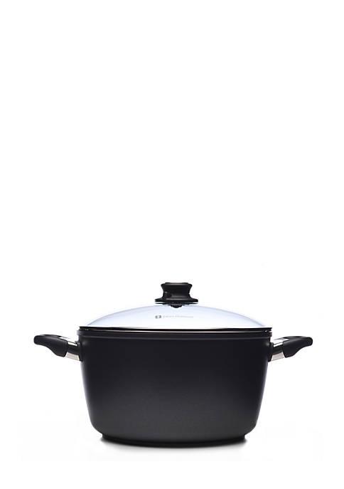 Stock Pot with Lid - 8.5-qt.