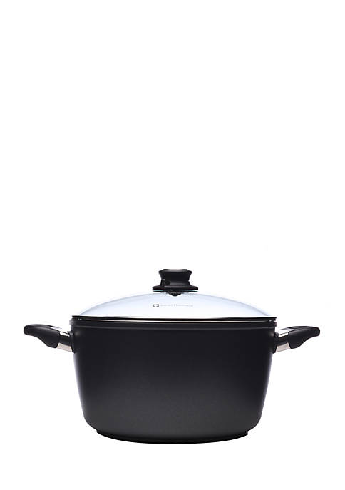 Induction Stock Pot with Lid - 8.5-qt.