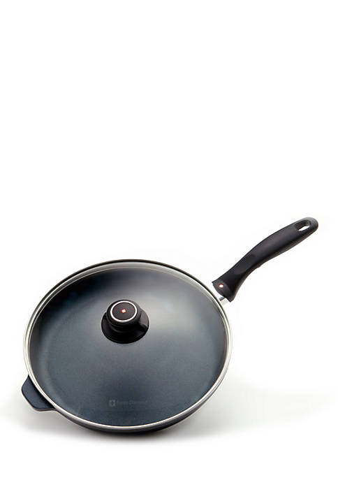 Swiss Diamond Fry Pan with Lid