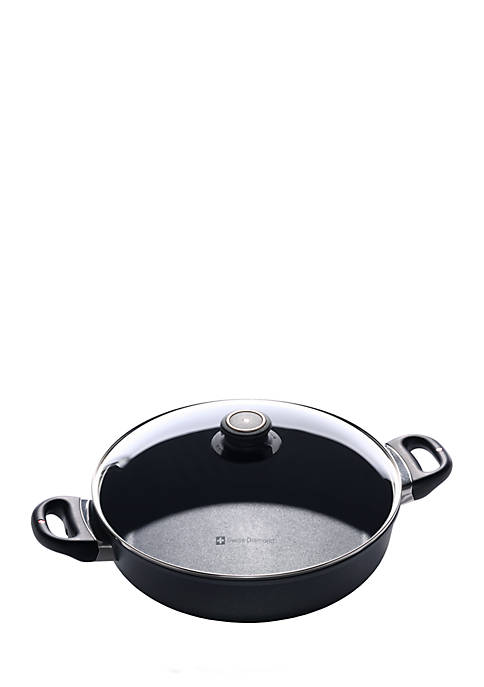 Sauteuse with Lid - 3.7-qt. (11-in.)