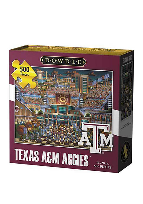 Texas A&M Aggies 500 Piece Puzzle