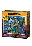 Chattanooga 500 Piece Puzzle
