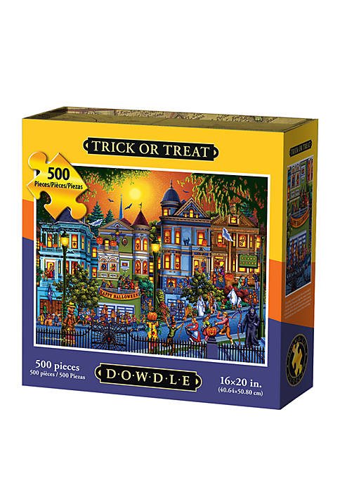 Trick or Treat 500 Piece Puzzle