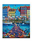 Copenhagen 500 Piece Puzzle