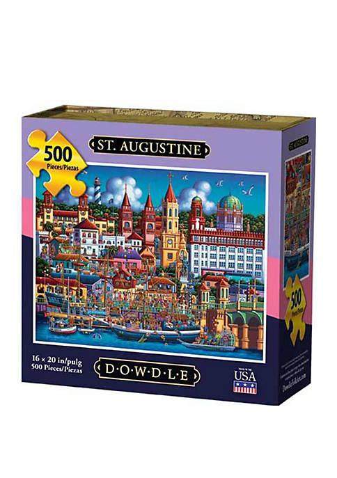 St. Augustine 500 Piece Puzzle