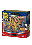 Best of Texas 500 Piece Puzzle