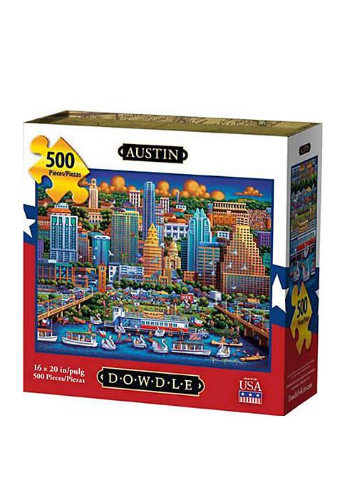 Austin 500 Piece Puzzle