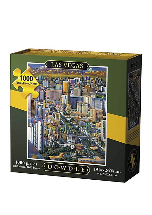 Las Vegas 1,000 Piece Puzzle