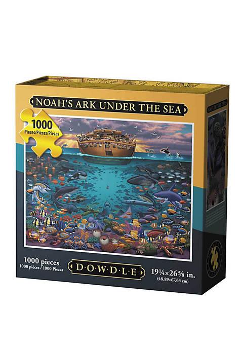 Noahs Ark Under the Sea 1000 Piece Puzzle
