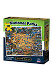 National Parks 100 Piece Puzzle