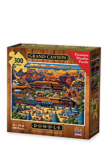 DOWDLE PUZZLES Grand Canyon Puzzle